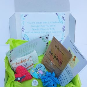 Calm Mindfulness Gift Set - The Crochet Craft Co