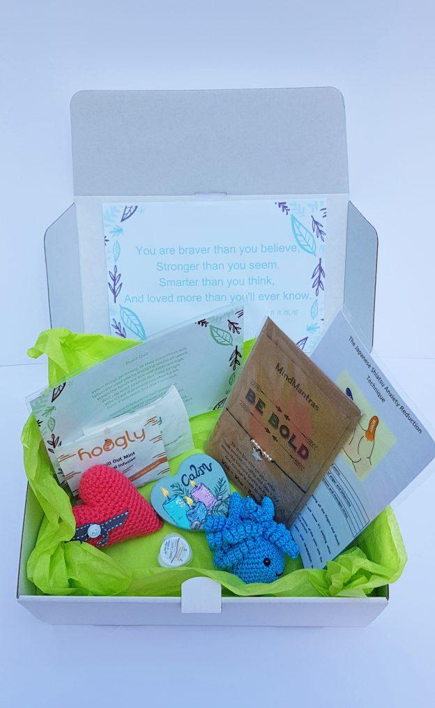 Calm Mindfulness Gift Set - The Crochet Craft Co