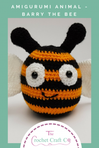 amigurumi animal, amigurumi bee, crochet bee