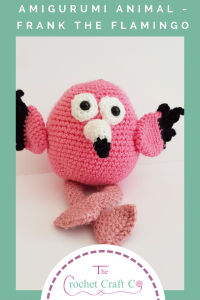 amigurumi animals, amigurumi flamingo, crochet flamingo