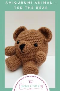 amigurumi animal, amigurumi bear, crochet bear