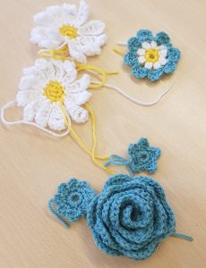 Crochet lessons, the Crochet Craft Co