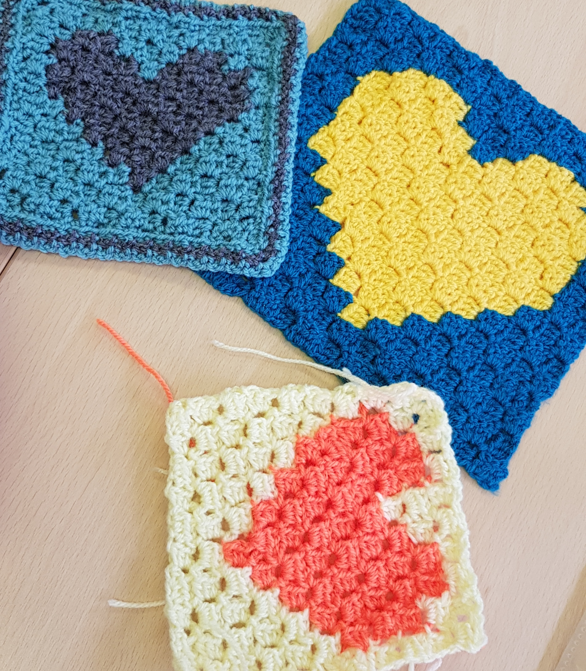 lessons, the crochet craft co