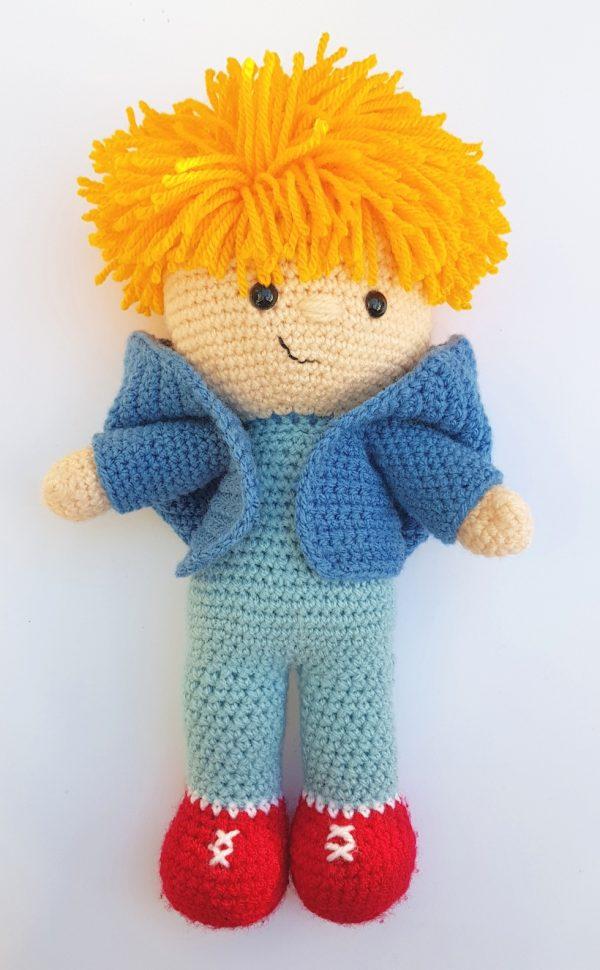 crochet character, the crochet craft co