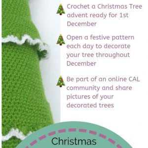 Christmas Advent Calendar, The Crochet Craft Co