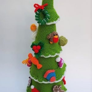 Christmas Crochet Kits and Patterns