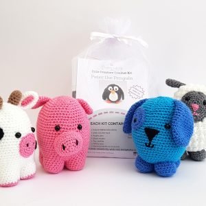 Crochet Animal Kits