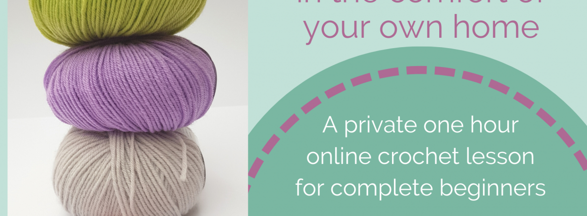 online private crochet lessons