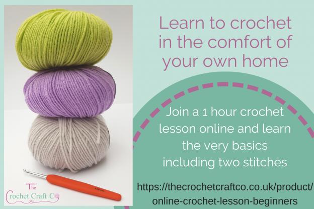 online crochet lessons for beginners