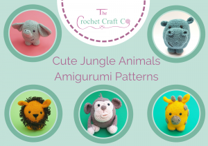 Mike the Monkey - Amigurumi Crochet pdf Pattern (EN, DK & NL) | Amigurumi  modelleri, Elde nakış, Maymunlar | 212x300