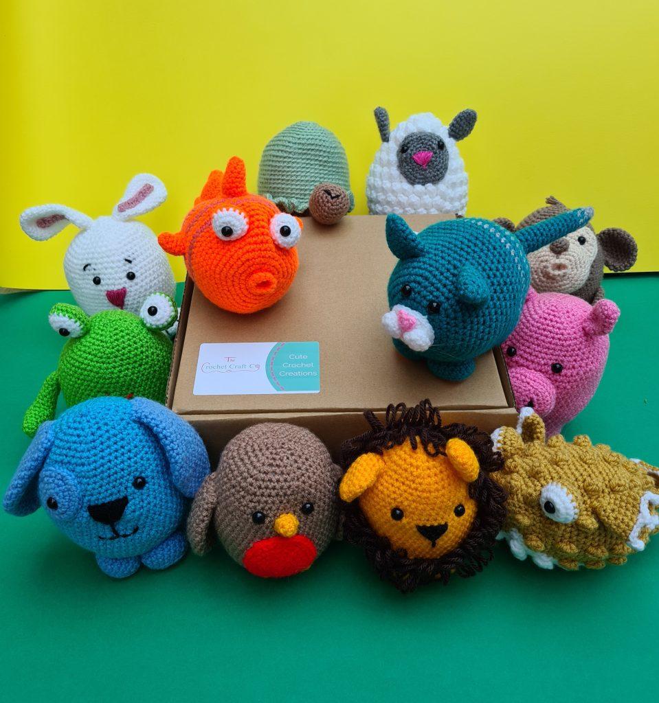 crochet subscription box